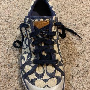 Coach Shoes - Woman's coach tennis shoes